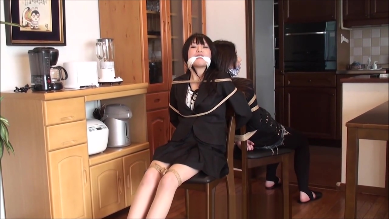 Japanese Girls Trying Bondage 2 Blowjob video closeups