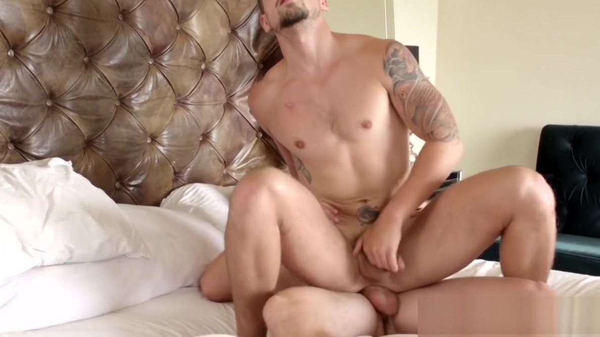 Bearded dick rider does what he does best bounce on fat dick celeste star and alexis texas
