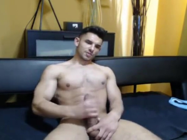 Handsome Guy with big cock playing Wife take dick in ass and pussy