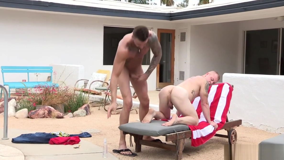 DylanLucas Muscle Hunk Neighbor Daddy Caught Me In His Pool Pattaya Thai Massage