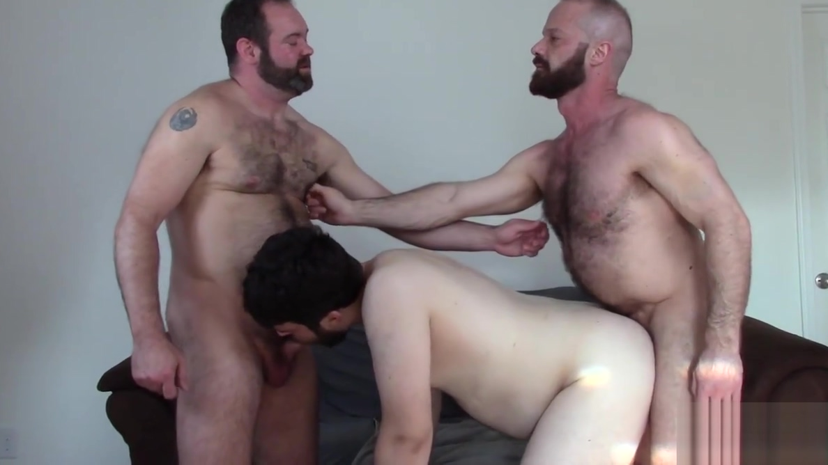 David Coyote Gets Tag Team Fucked black foot gay man