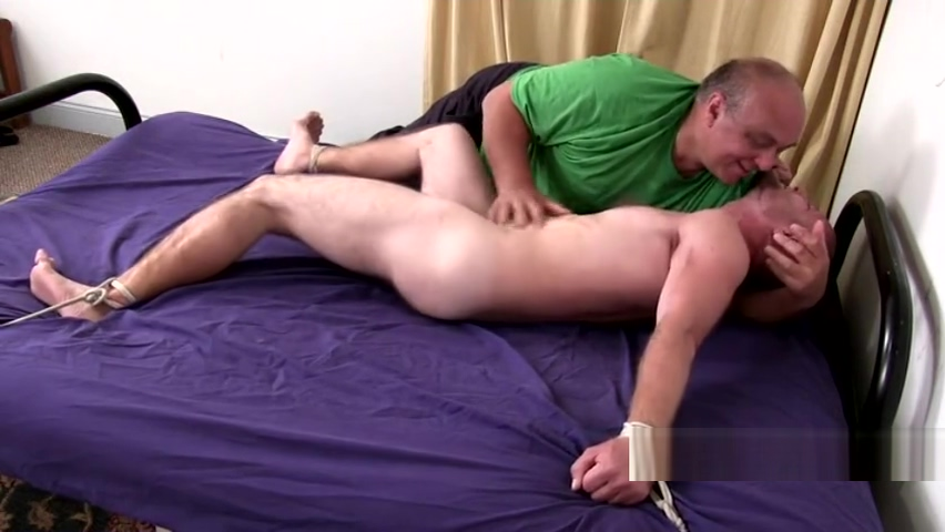 Kevin Tickled Erotic white blowjob dick and anal