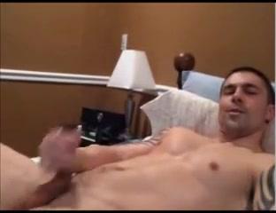 Str8 males stoke on bed Porn star megan foxx
