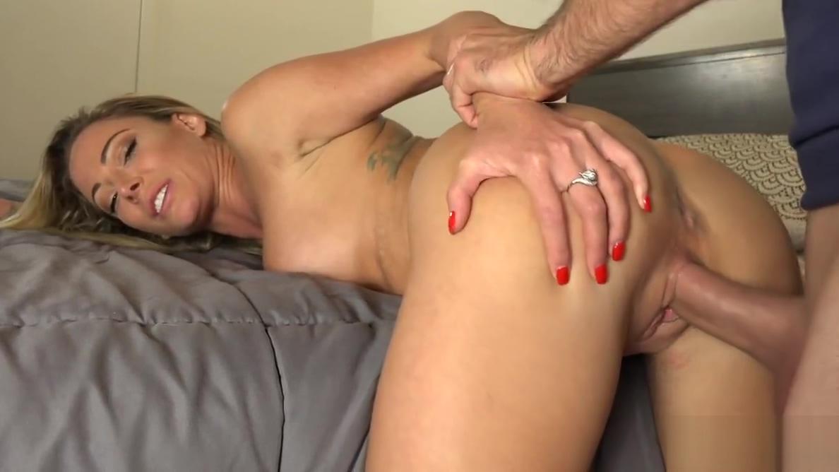 MILF Trip - Sexy blonde MILF gets fat cock - Part 2 videos of big boobed girls being fucked by their boyfriends
