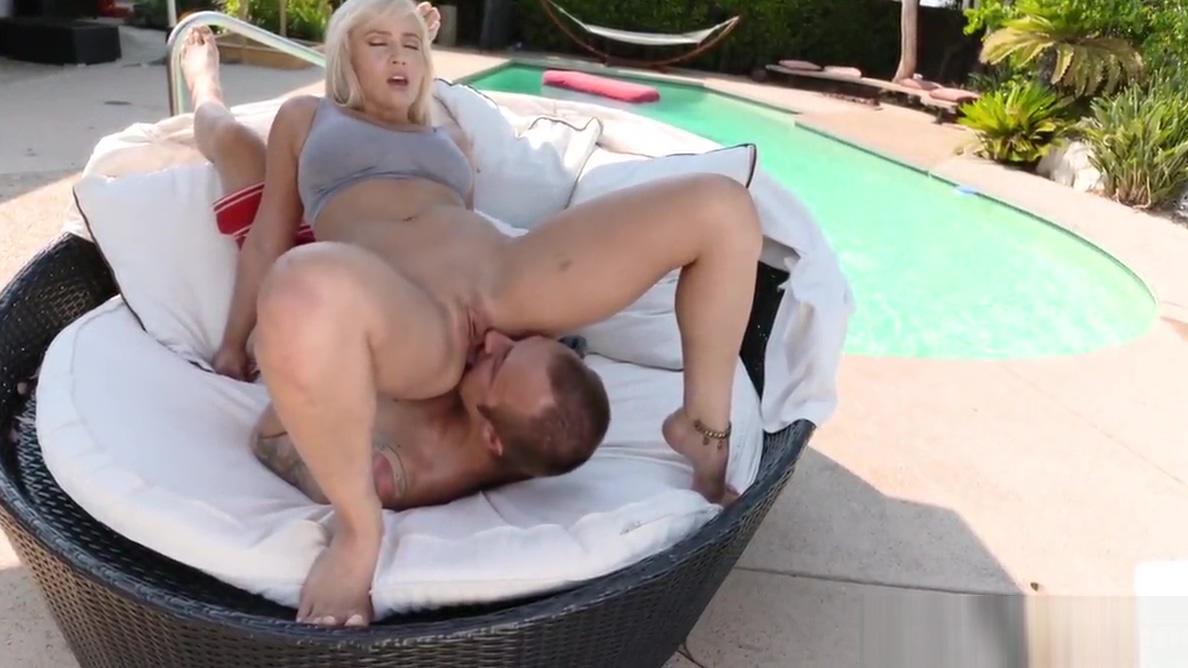 Kylie Paige enjoys deep ass licking before hard fuck