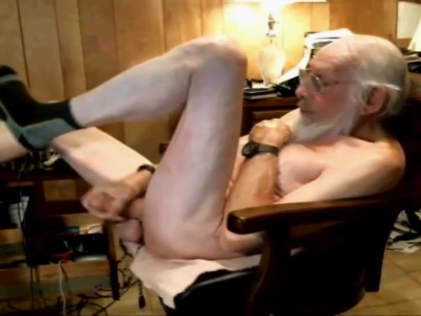grandpas hairy chest Big cock superstar john holmes