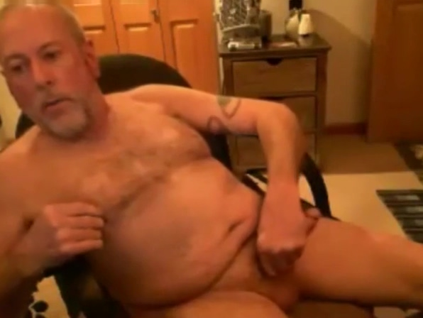 Happy Wanking Daddy 4 Ass Anal Big Butt