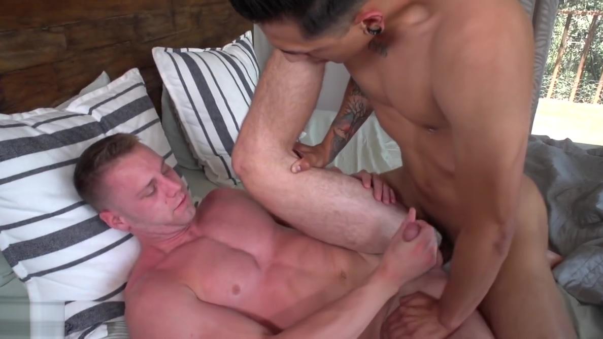 Brandon and Mateo flip fuck Glamcore lezdom erotica