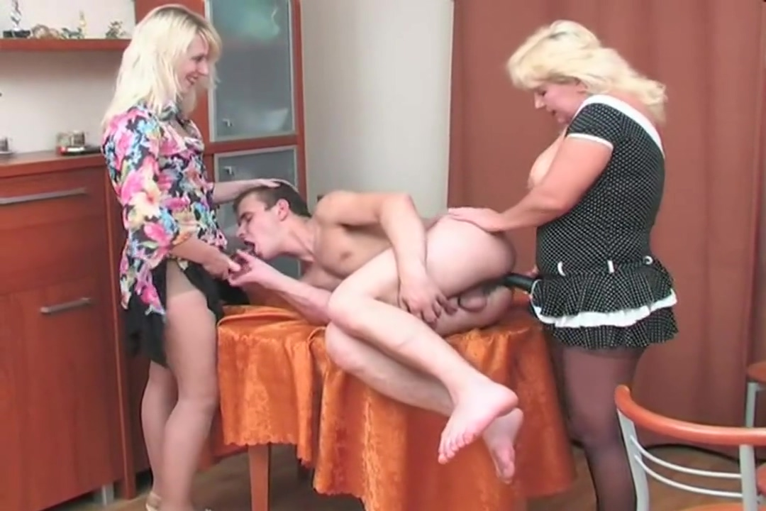 Two mature fuck guy
