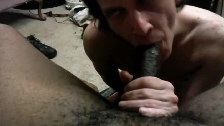 White boy loves daddies black cock mpms i love fucking