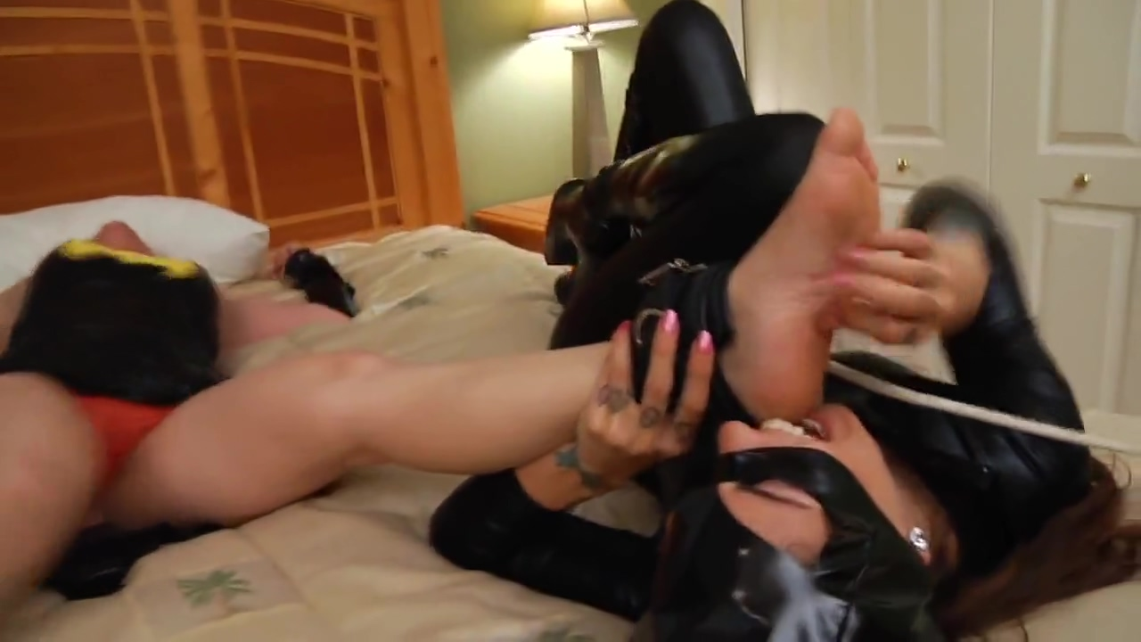Tickle Torture Bargirl