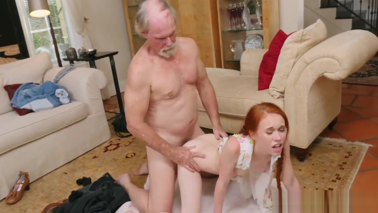 Vintage old man and old shemale solo and german old couple and virgin