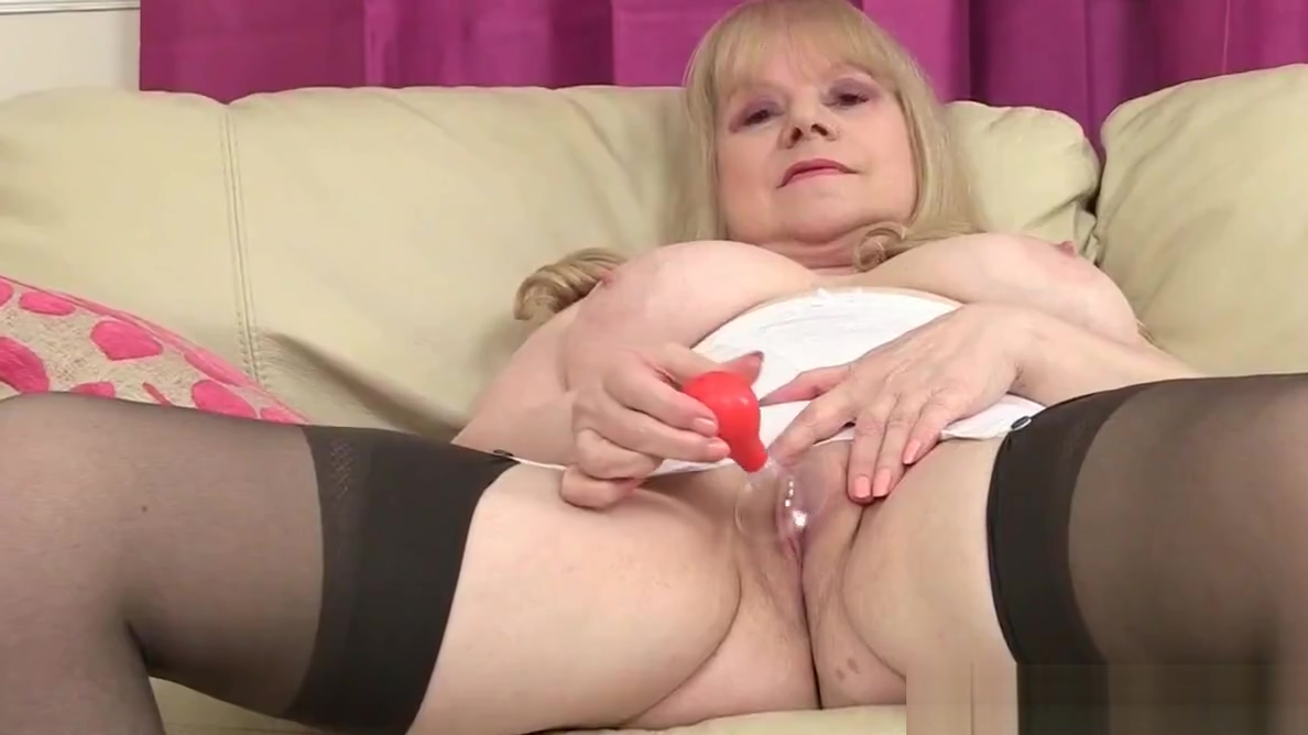 An older woman means fun part 12 Naked women shaves cunt video