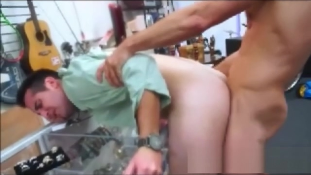 pawn shop thief gay skinny black guy