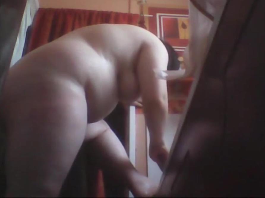 Espiando a la gorda Isabel