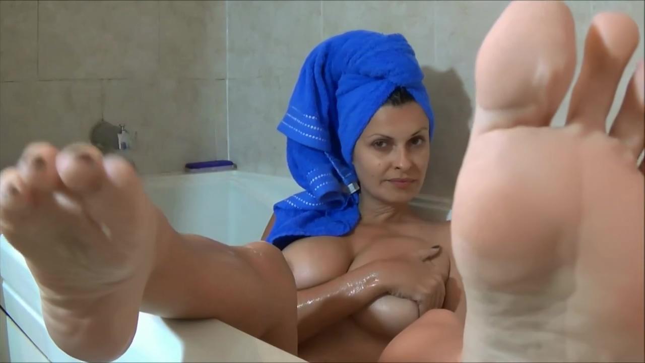 Bathing Feet Fetish Free Sex Ebony Mature