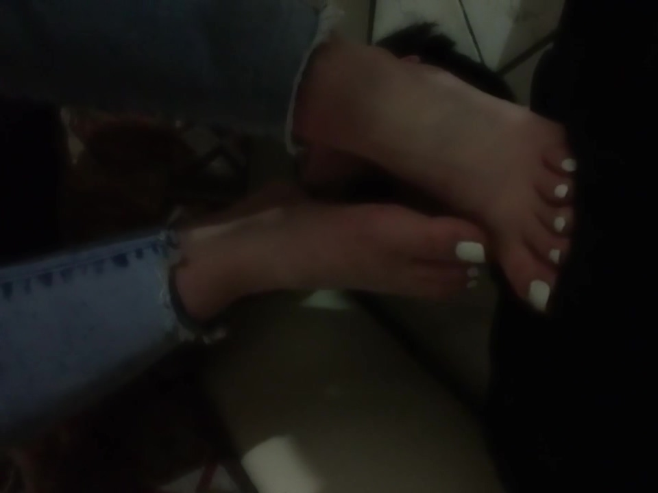 Feet deep gag