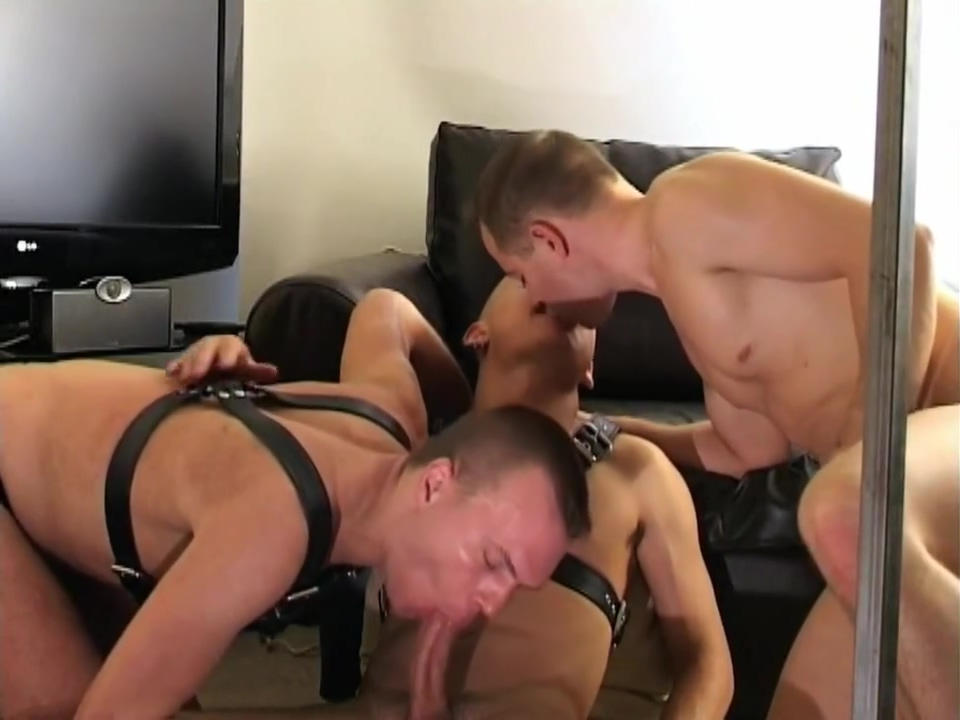 Bareback Leather Group Fuck Part 2 Small japangirl sexy com