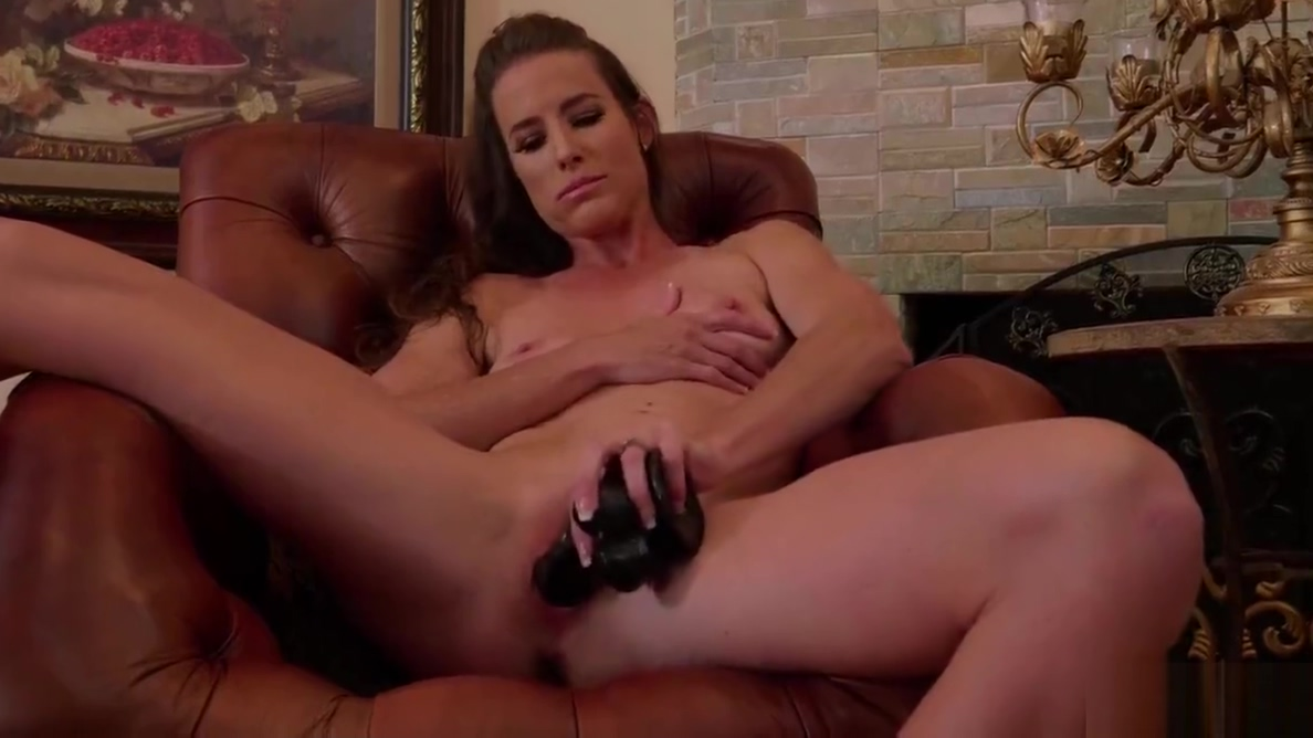 Milf Sophie Marie dildos on chair Is dating your personal trainer bad