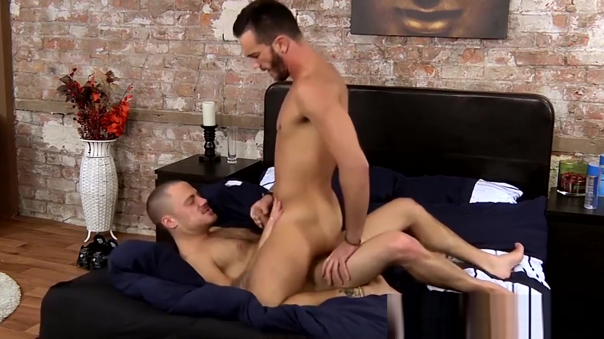 Two big dicked young guys have anal sex with cum explosions ray j sexy video