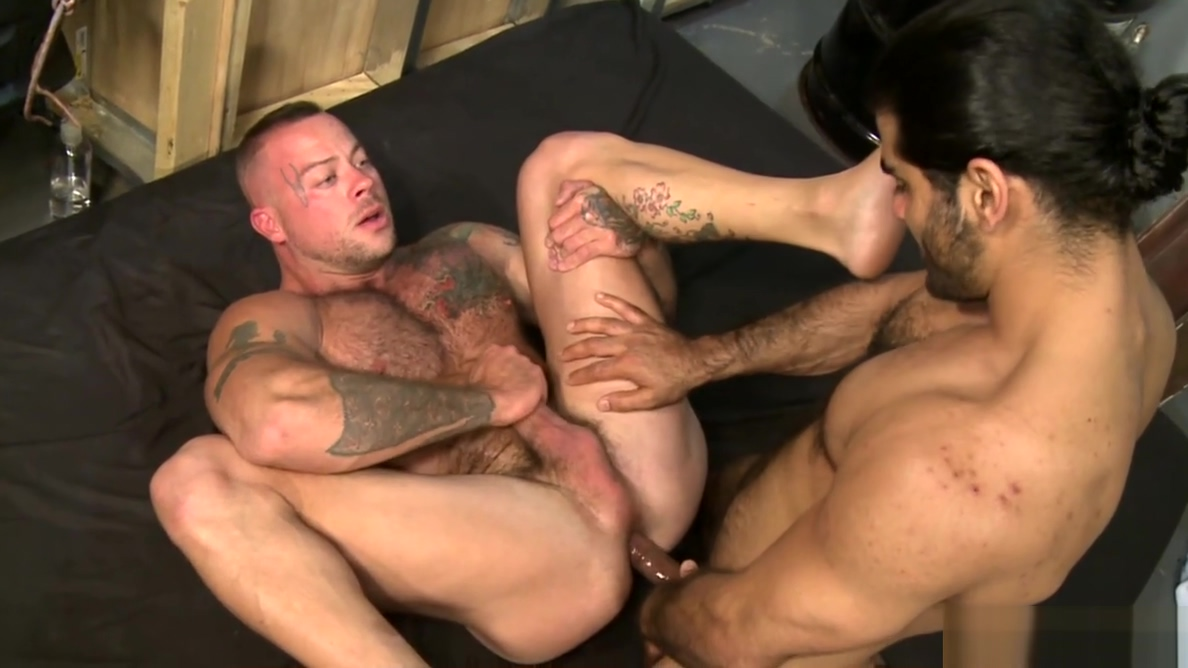 PrideStudios Daddy Sean Duran Analized By Hunk Ali Liam HOT black bbw dating interested in black