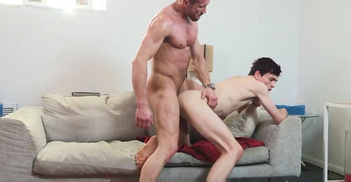 FamilyDick - Muscle stepdad seduced for allowance money Free video clip nude sex blonde