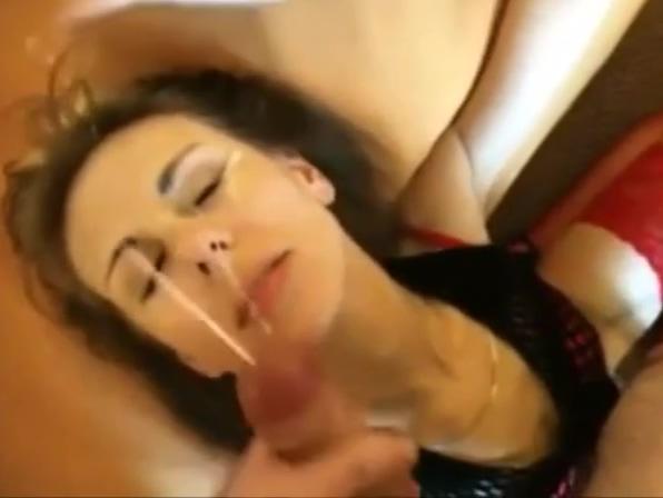 Amateur Facial Cumshot Compilation - Sexy Sluts