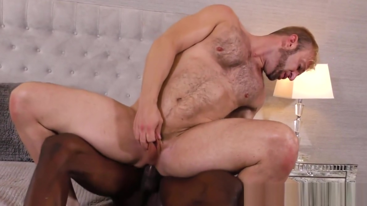 Black monster cock deep in a white gay asshole Sex Group Vedios