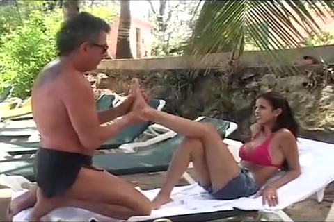 Shy Love feet massage Xxx fucking in Fuerte Olimpo