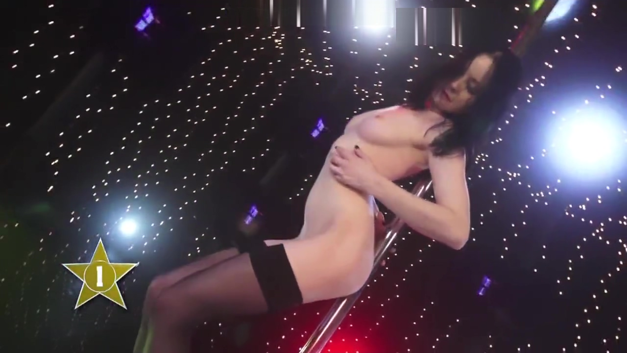Darina striptease