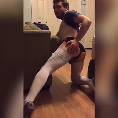 Man In High Heels Lesbian force fuck porn