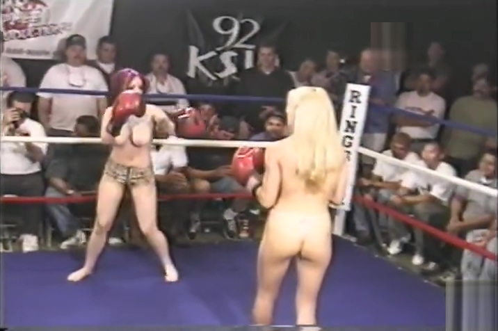 Bad Apple Bitch Brawl fight 2