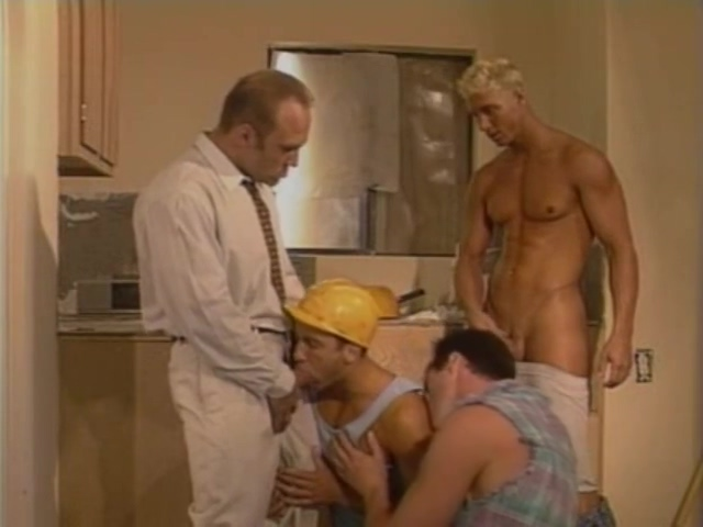 Hot Construction Guys Lesbians kissing fucking