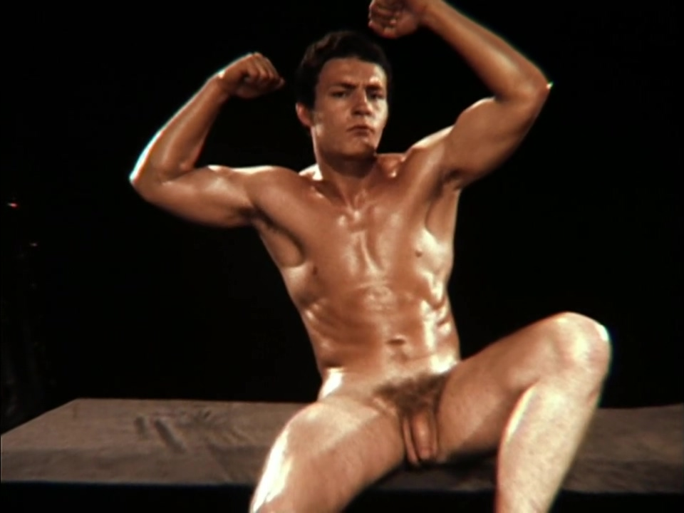 Gorgeous Vintage Boys and Jocks Posing Pt. 1 - No Sex i do gay porn