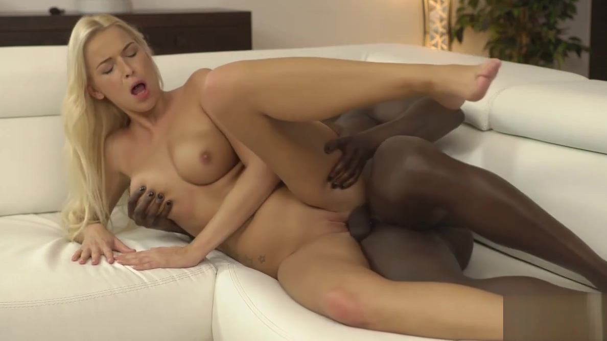 BLACK4K. Black-skinned dude licks and penetrates white... Desperate housewife nude
