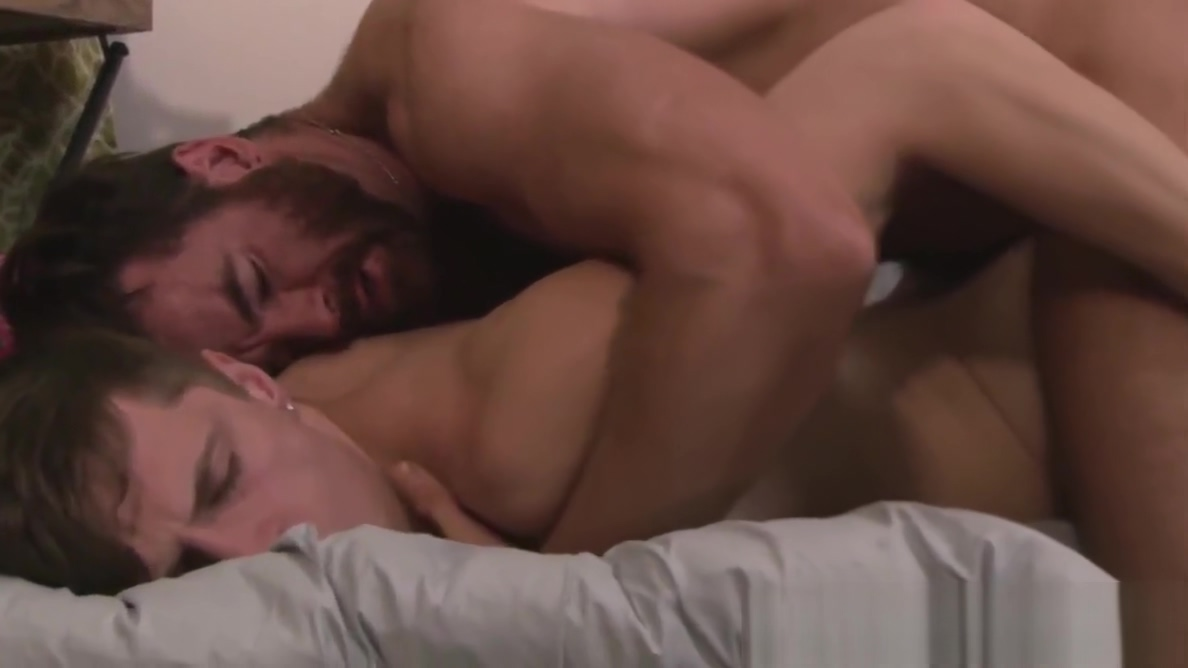 Young gay Troy Accola analled by meditating stud cock gay porn matan shalev