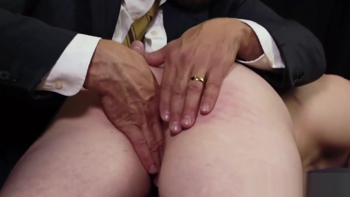 Naughty jock wanks off while disciplined with pastor toys Shy Girl Spanking