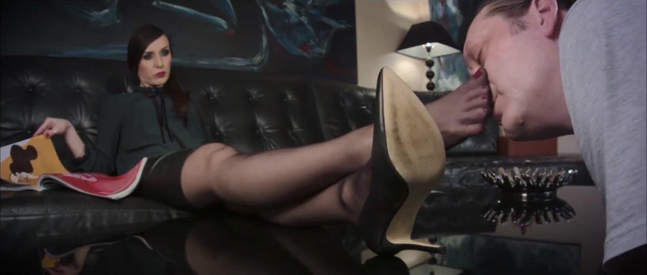 Strict Mistress & slave