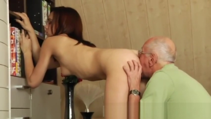 Pervert old man and mature girl and old lady young man and piss rim old Jennifer connelly dildo scene