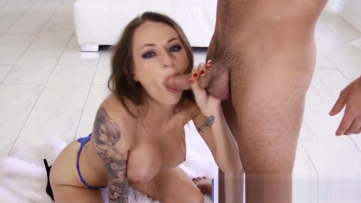 Inked vixen Natasha Starr gives slobbery blowjob with vigor Bdsm Porn Xnxx