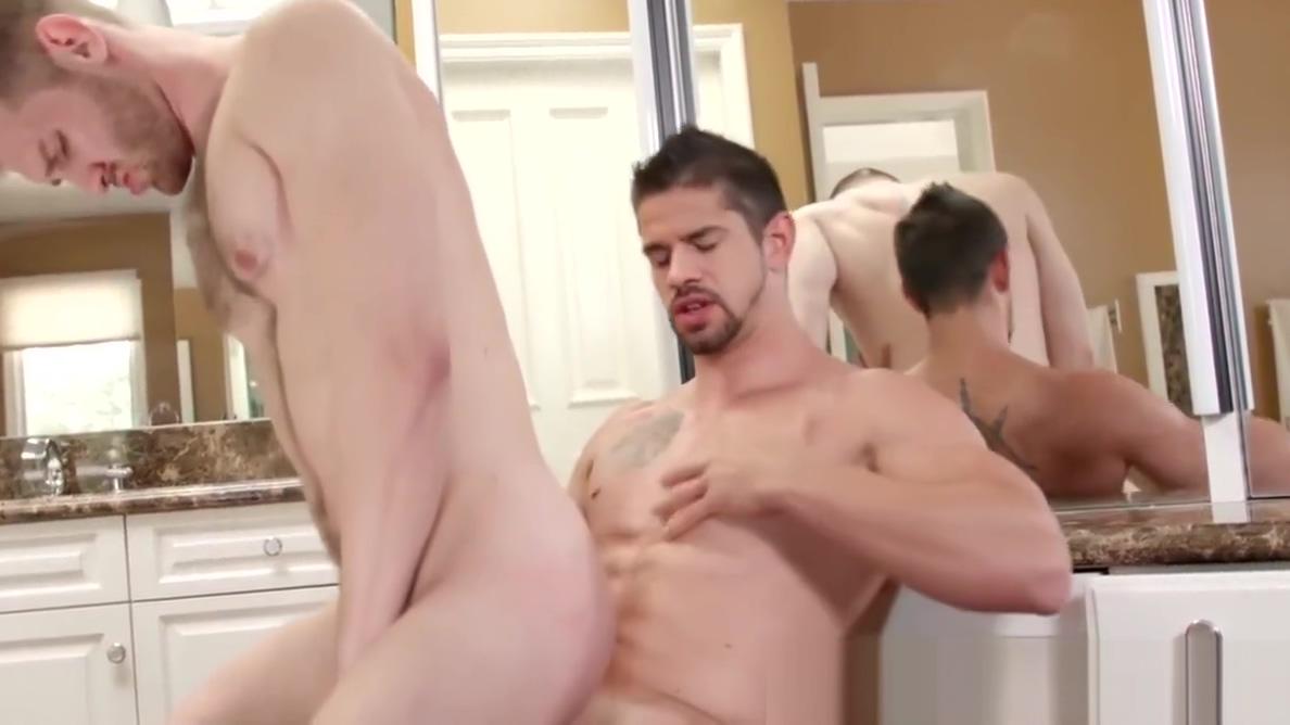 Gay jock Jacob Peterson sucks dick before bareback pounding Mongol porn real porn photos lesbian tube