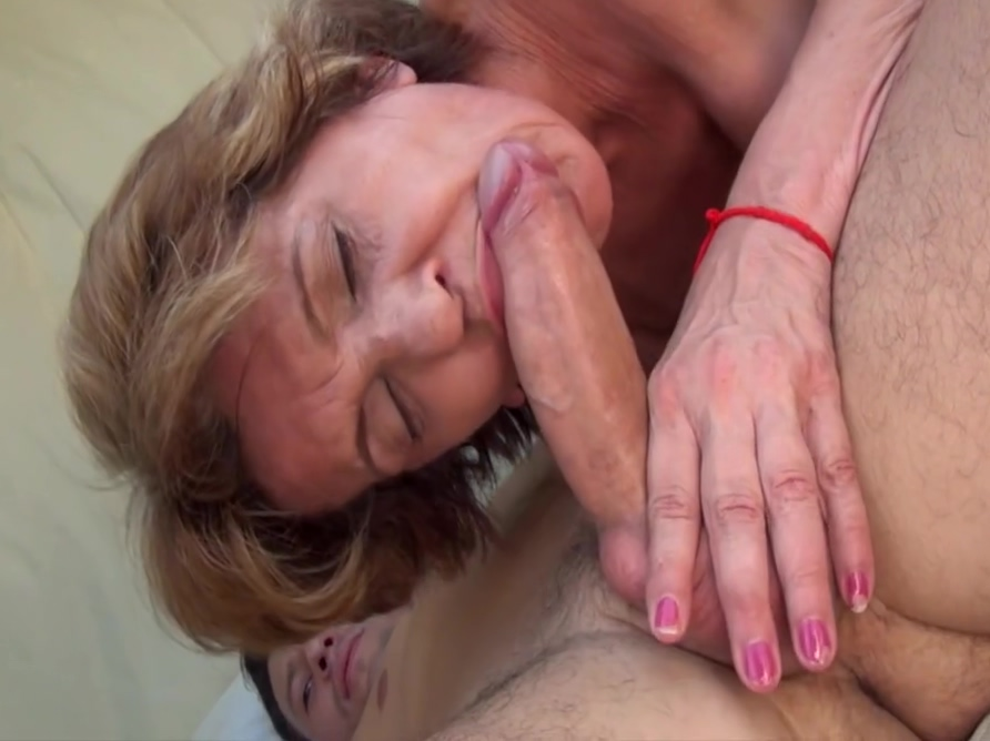 Grandma sucks my dick Twink creapie video clips