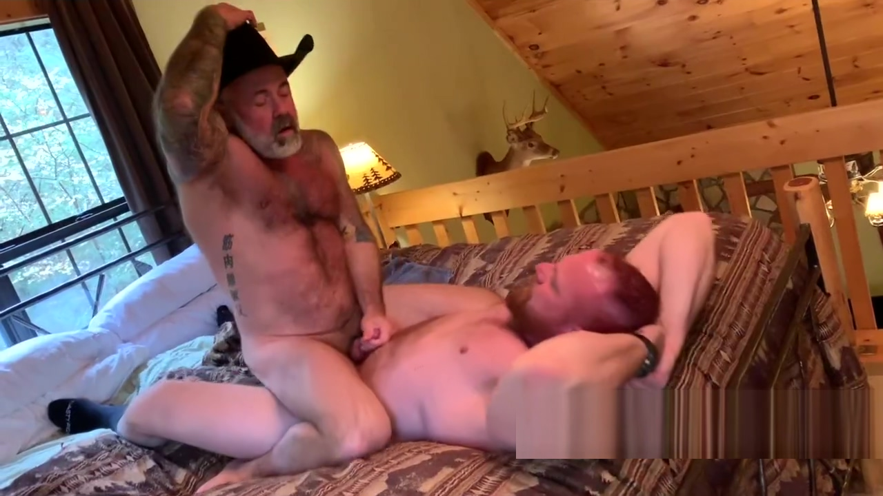 DeviantMan #42 Cowboy Bull Breeding - Daryl Richter - Eisen Loch (1080p) black sex web cam