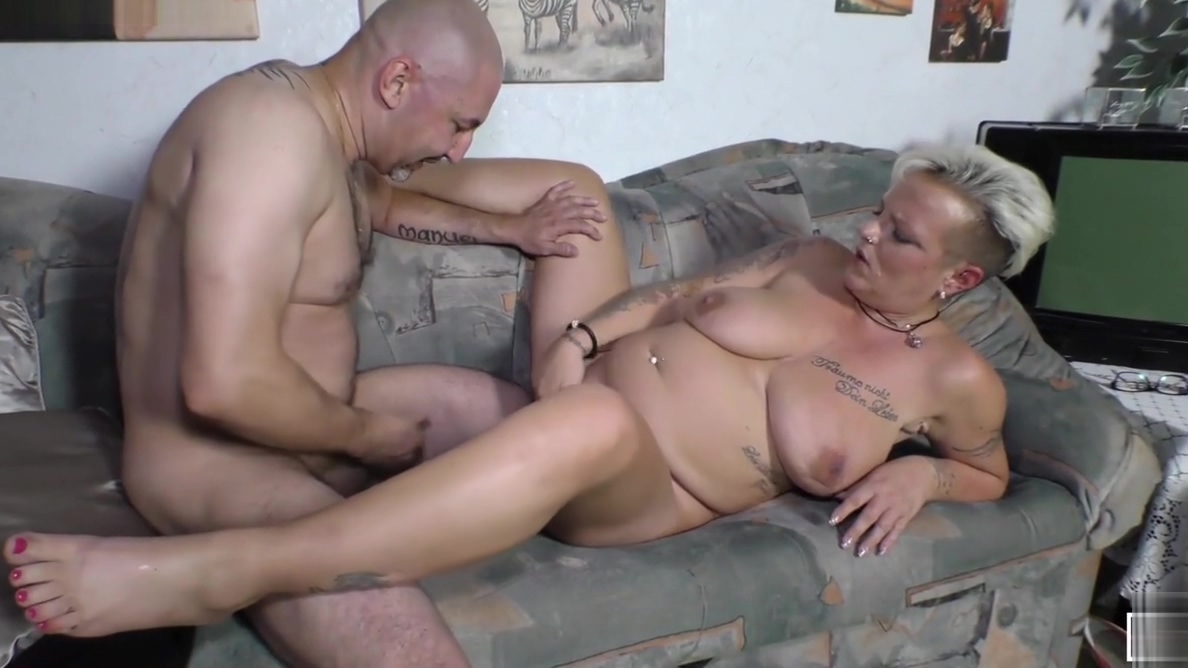 Dirty amateur German granny gets picked up and fucked Wife gets hard fuck