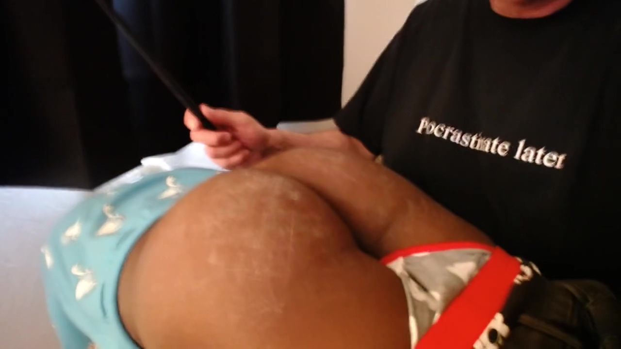 her first spanking free online lesboan porn