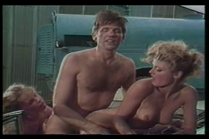 Ginger lynn rough threesome warehouse — pic 15