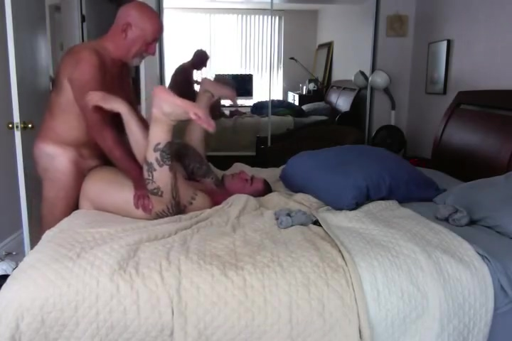 Homemade - Dad Fucks Son Shemales with gaint dicks