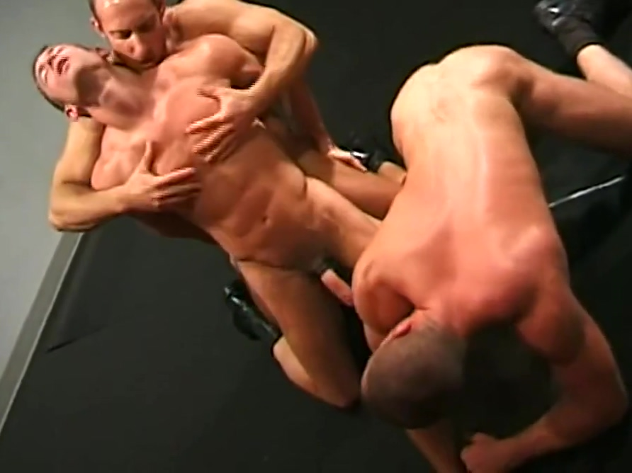 Amazing sex video homo BDSM wild uncut girlfriend dildo male dom