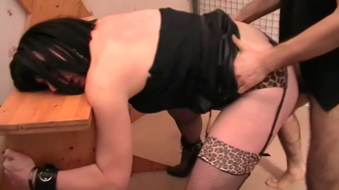 Slave Alexandra fucked in a dungeon How did you start hookup your boyfriend
