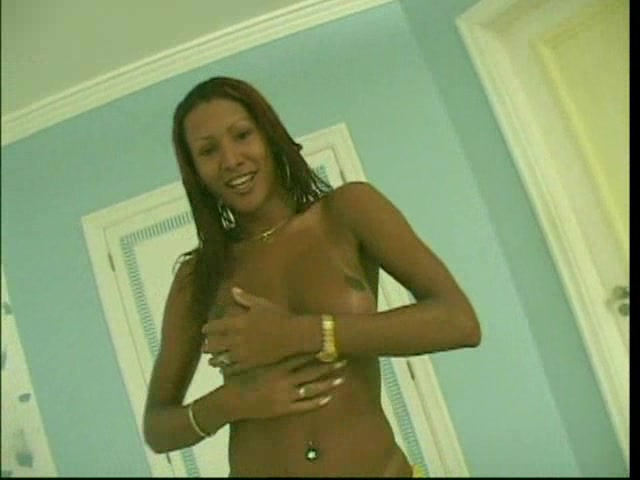 This latina shemale really hot in action nudist serving you since